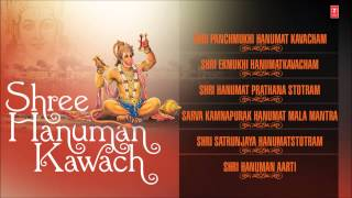 Shree Hanuman Kawach By Hariom Sharan, Shri Ravindra Full Audio Songs Juke Box