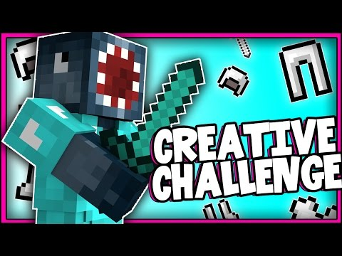 Minecraft Xbox - Creative Challenge! Part 2