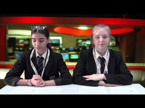 BBC School Report: George Salter Academy NEWS (16th March 2017)