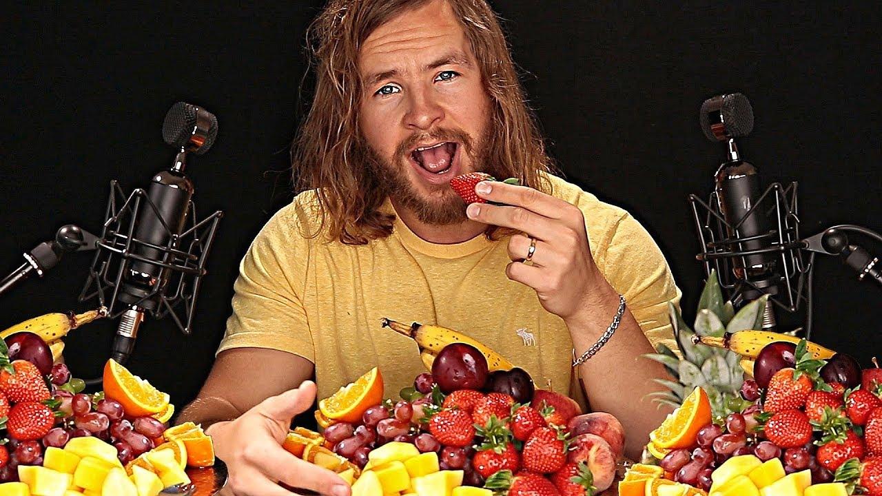 ASMR: EATING