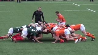 Rugby 2017 Nederland   Portugal 4 3 2017 highligts