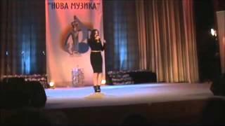 DONIKA SHABANI - NUK JAN ME - Internationalni festival NOVA MUSICA 2013- Bugarska