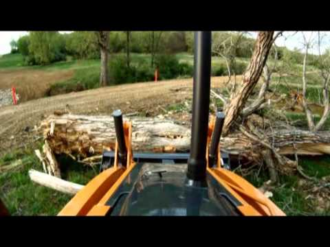 North America - CASE 570NXT Loader/Tool Carrier - Comfort and Visibility