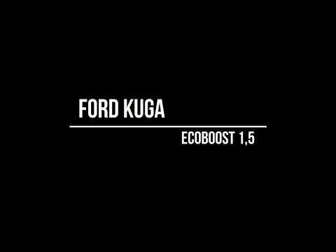 Реальный расход Ford Kuga Ecoboost 1,5