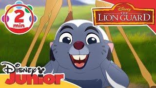 Download Lagu The Lion Guard | Kick, Jump, Slide! Song | Disney Junior UK mp3