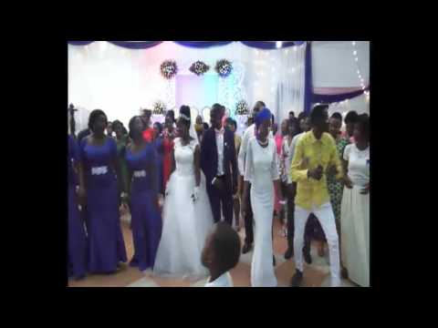 WEDDINGNG CEREMONY OF GEBO AND TABEA