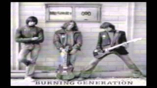 Mercenary God - burning generation