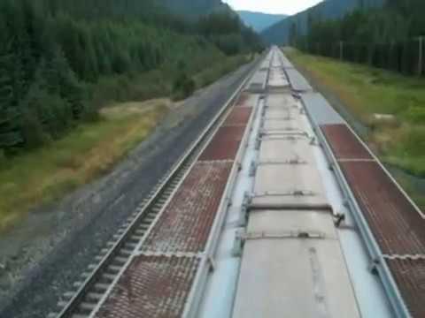 Flathead Tunnel and Montana