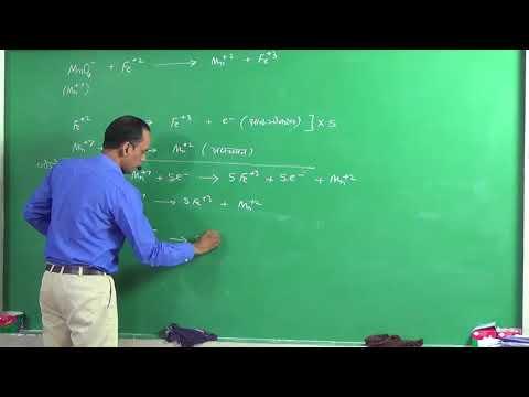 Copy of Redox 02 reaction Balancing Vikram hap chemistry