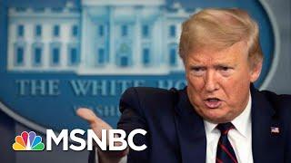 Nichols: Trump's Lack Of Leadership Is Hurting U.S. Coronavirus Response   The 11th Hour   MSNBC