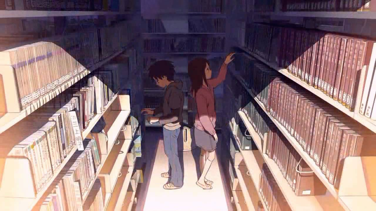 5 Centimeters Per Second Amv You