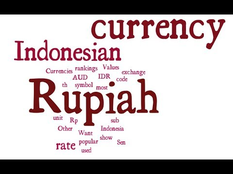 Indonesian Currency - Rupiah