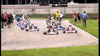 FIA World Cup Karting KZ1 - Karting Genk 2011 (Part 1/2)