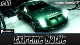 Ridge Racer 7 [Let's Play/Walkthrough]: Extreme Battle (Part 1)