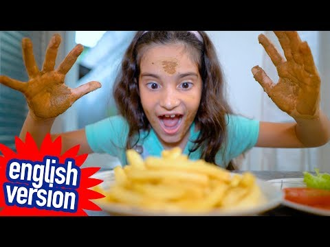 Wash Your Hands - Yasmin Verissimo - Educational Kids Song