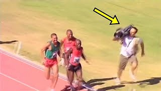 Weirdest Moments in Sports