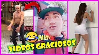 SI TE RIES... PIERDES 🚨🚨🚨 VIDEOS GRACIOSOS 😂 - Virales 2019 🔥