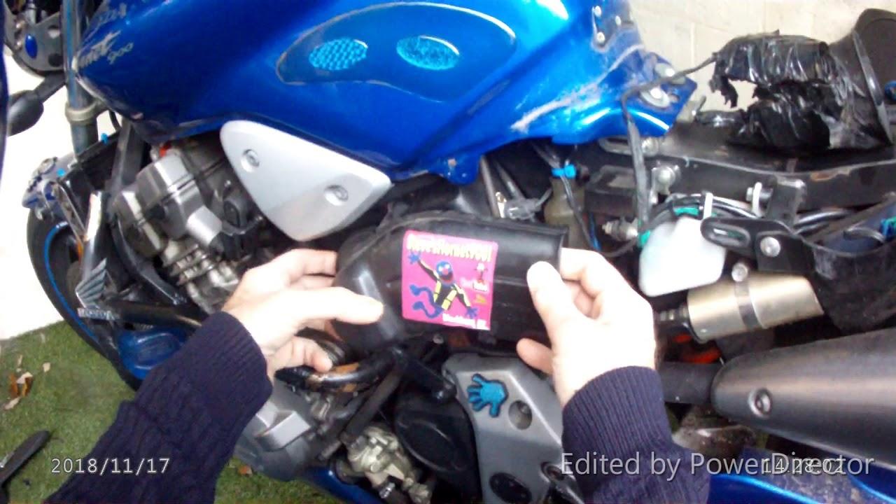 Honda CB900 Hornet / 919 'Speed Sensor' fix ?! - YouTubeYouTube