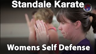 Self Defense Classes In Grand Rapids Area For Women | Standale Karate And Martial Arts School