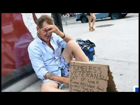 Homeless Veterans Across America: 4000 Sleeping On NYC Streets, #ODM In Arizona