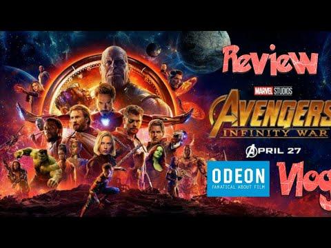 Avengers Infinity War Review + ODEON Vlog
