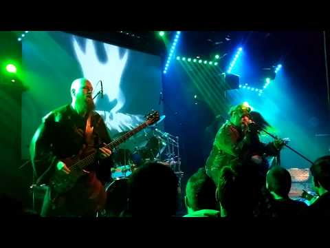 Arcturus - The Chaos Path (Live Thessaloniki/Greece 13-01-2018)