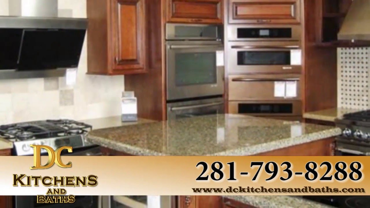 Kitchen Cabinets Houston On Kitchen Custom Kitchen Cabinets In Houstondc Kitchens Inc  Youtube