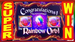 ** MEGA WIN ** RAINBOW ORB ** UNICOW OF CRYSTAL FOREST ** I DID IT AGAIN ** SLOT LOVER **