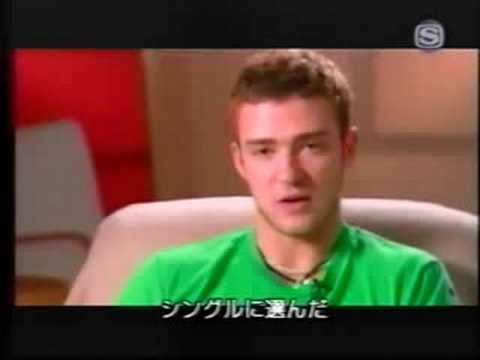 "Justin Timberlake Solo Debut Album ""Justified"" Interview"