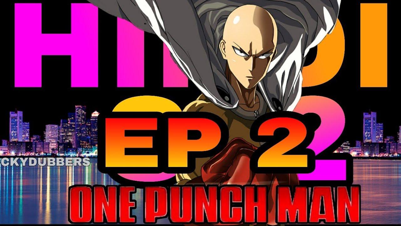 One punch man season 2 episode 2 hindi dubbed - YouTube