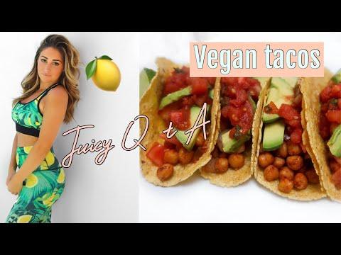 1 Habit I do Every Morning// Vegan Tacos