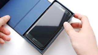 Обзор Samsung Galaxy S7 edge: покупка со скидкой, распаковка и первые впечатления