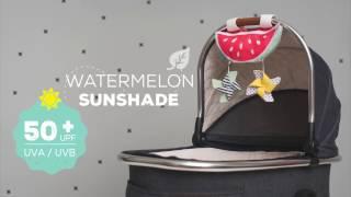 Taf Toys Easier Parenting Watermelon Sunshade
