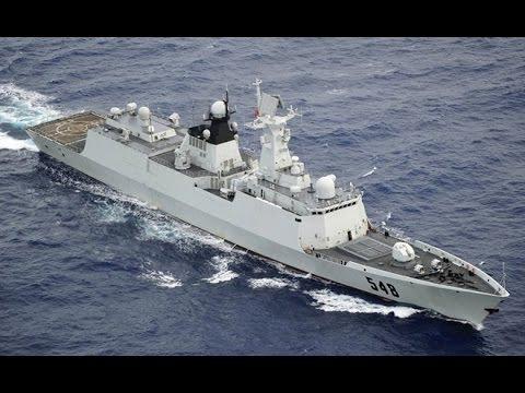 Type 054A, Tàu Hộ Vệ Tên Lửa Chủ Lực Trong Tham Vọng Của TQ