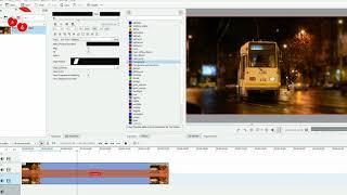 Базовый урок по Kdenlive for Windows: окна, маски, эффекты, переходы, громкость звука, экспорт