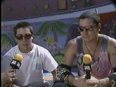 1990  Sk8 TV  Steve and Micke Alba