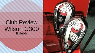 Golf Club Review - Wilson C300 Hybrid