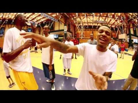 Bow Wow Vs  Kobe Bryant 1  1 Basketball