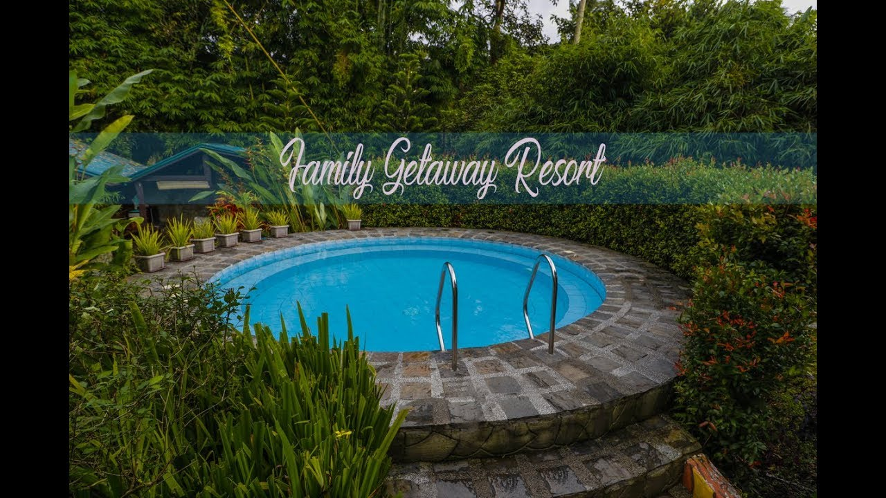 Family Getaway Resort Tagaytay - private resort on a budget