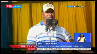 exclusive mombasa governor hassan joho on civic duties as iebc embark on mass voter registration
