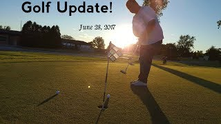 my golf update vlog quest for the pga tour june 28 2017