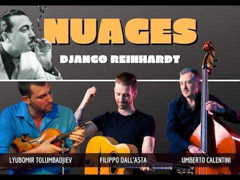 Nuages (Django Reinhardt) - Lyubomir Tolumbadjiev, Filippo Dall