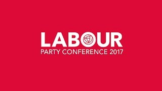 Labour Party Conference 2017 - 1
