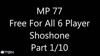 MP 077 Part 1/10:Shoshone (Civilization V Brave New World 6 Player Free For All) Gameplay/Commentary