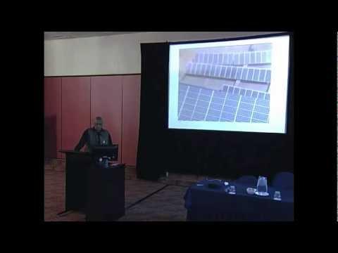 """Sanjit """"Bunker"""" Roy - ACE Conference 2012"""