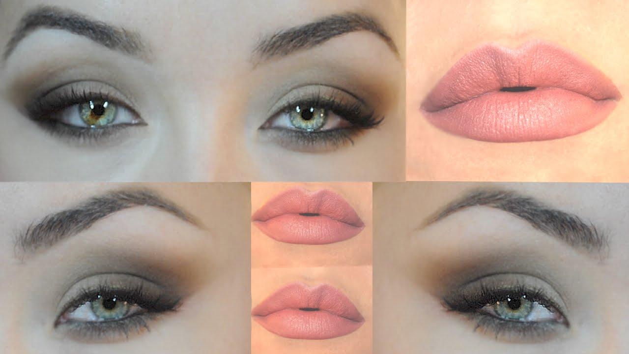 Макияж глаз: Три базовых варианта - Красота и стиль
