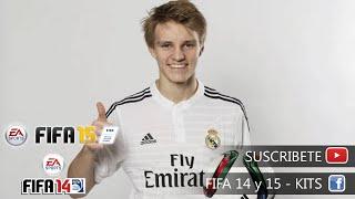 Martin Odegaard Fifa 14