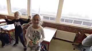Aktiv rundt i Danmark 2015 - kom i selvSVING - 2 A Vitaskolen (klassekonkurrence)