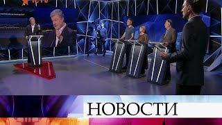 Петр Порошенко объявил себя русскоязычным.