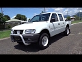 2002 HOLDEN RODEO Cairns, Townsville, Mount Isa, Port Douglas, Atherton, QLD 31755